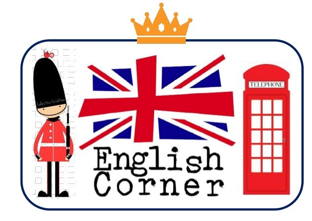 This is our English corner for 1st of ESO.